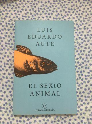 """""""El sexto animal"""" de Luis Eduardo Aute"""