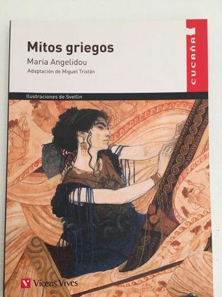 Libro Mitos Griegos