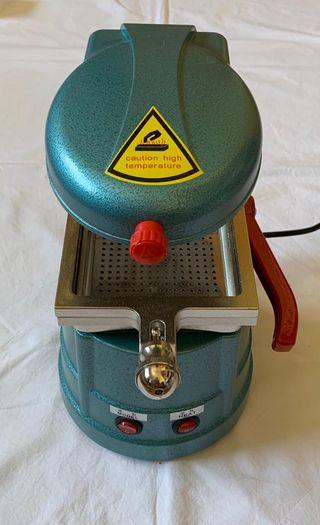 maquina termoconformadora clínica protesis