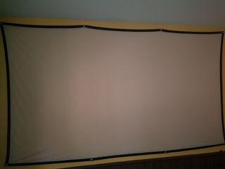 pantalla proyector 120 pulgadas