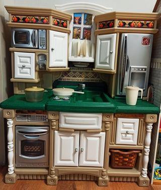 Cocina/cocinita Step2 Grande realista