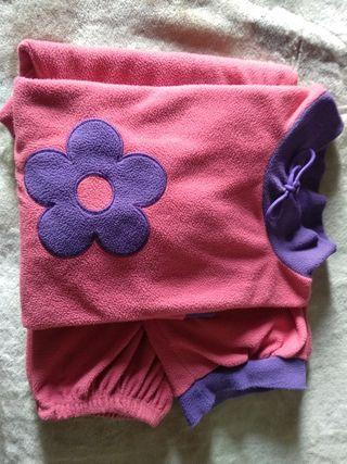 Pijama y Zapatillas mujer XL, lote 5€