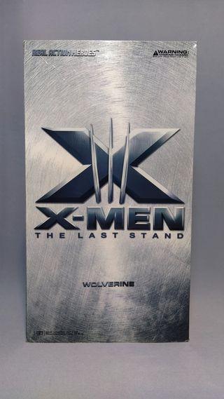 MEDICOM TOY. X-MEN. WOLVERINE / LOBEZNO