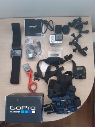 Go Pro Hero 3 Black+ Edition