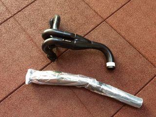 COLECTOR IRESA NUEVO SEAT 124 SPORT 1.438-1.608 cc