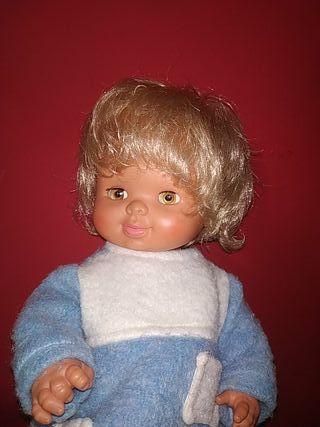 muñeco de famosa años 70
