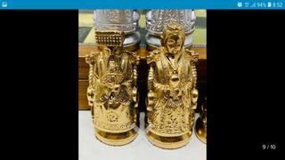 Ajedrez Qin Shi Huang - Dinastía Qin