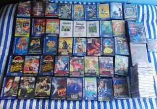 Juegos Mega Drive, Ps4, DS y Vita
