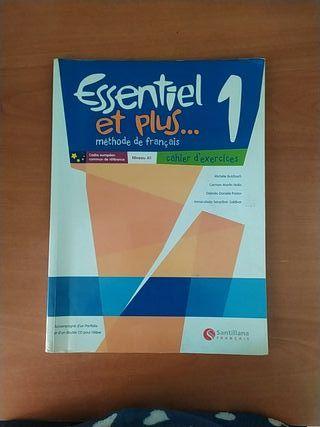 Libro Francés Eesentiel et plus 1 cahier d'exercic