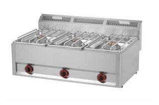 Cocina a gas SP 90/3 GLS