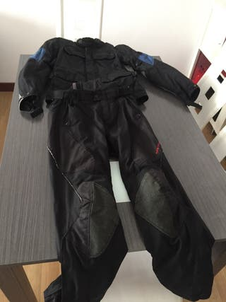 Traje moto cordura revit engineered skin