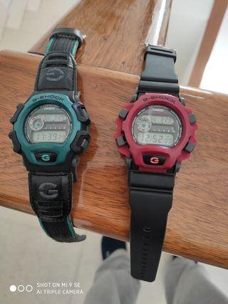 lote reloj casio dw 004