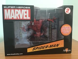 Busto Marvel Spiderman