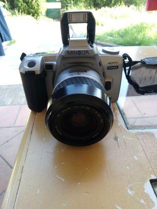 cámara réflex