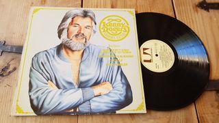 """Kenny Rogers-Vinilo LP """"Grandes Éxitos """""""