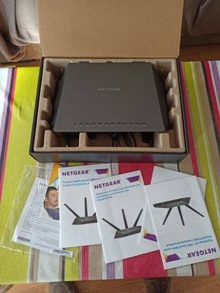 Router Netgear Gaming R7000 AC1900