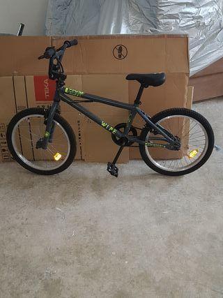 bicicleta niño bmx