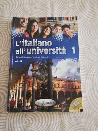 L'italiano all'universita 1 EdiLingua