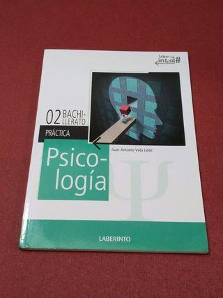 Libros 'Psicología' 02 bachillerato