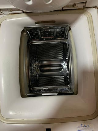 Lavadora en buen estado apertura por arriba