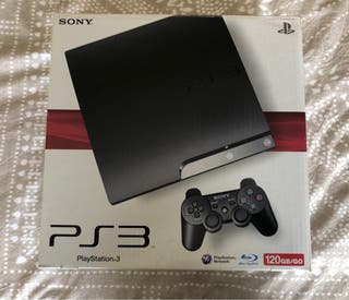 PS3 120Gb