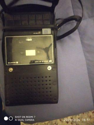 2 antiguedades o cambio por radio antiguo de mader
