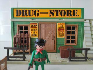 Playmobil Drugstore