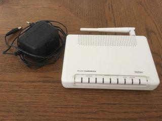 Router ZyXEL Telefónica