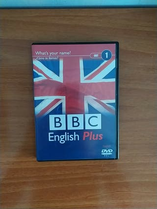 DVD curso de inglés BBC english plus unit 1
