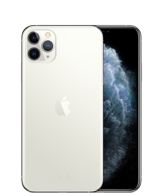 Cambio iPhone 11 Pro 64 gb Silver