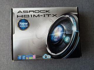 Placa base ASRock H81M-ITX