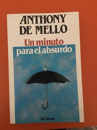 Un minuto para el absurdo - Anthony de Mello