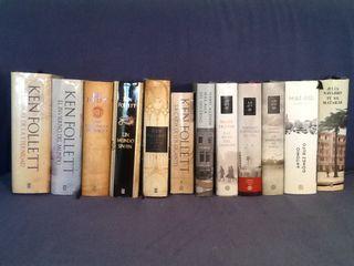 libros-novelas actuales