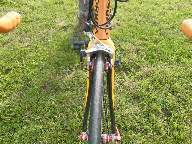 bicicleta de carretera Orbea Orca del año 2015