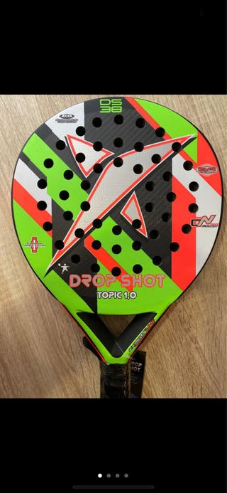Pala padel DROP SHOT TOPIC 1.0 A ESTRENAR