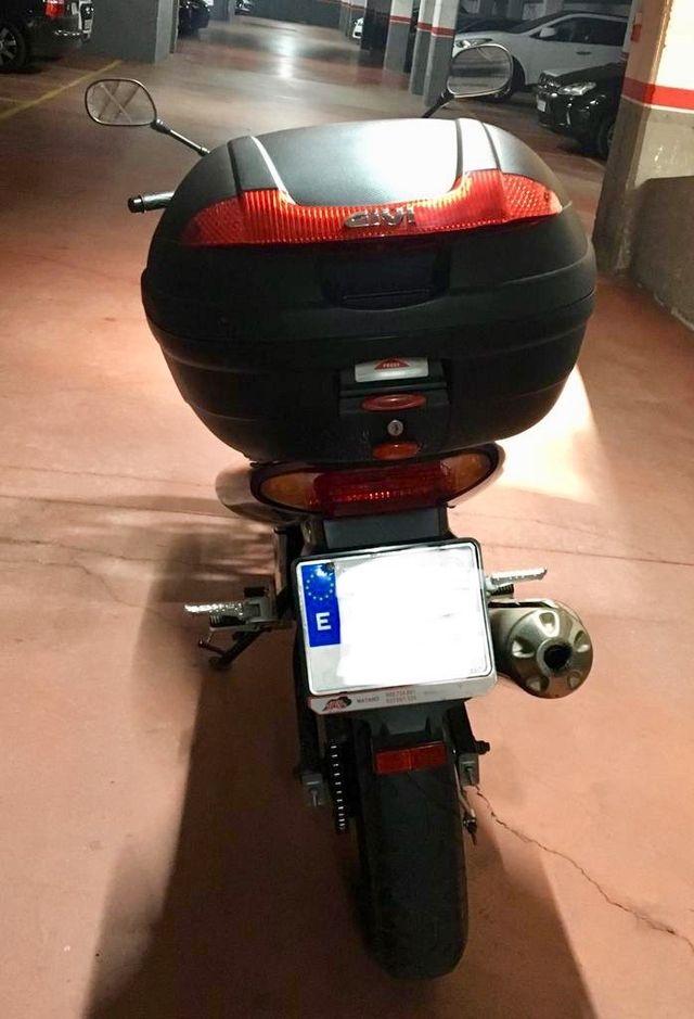 Yamaha YBR 250cc