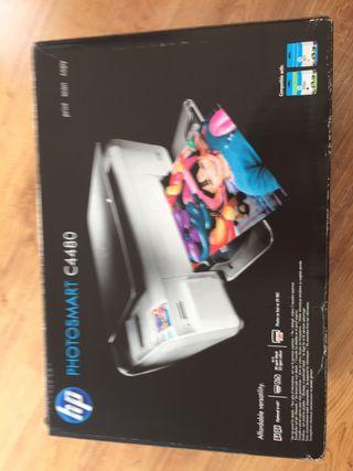 Impresora HP C4480 Multifunción