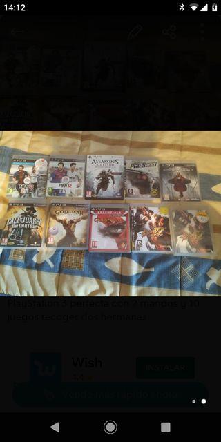 juegos PS3 varios desde 10€. hago envíos