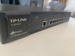 SWITCH GESTIONABLE TL-SG3210