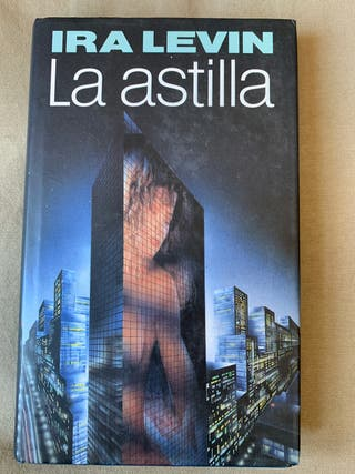 Libro La Astilla