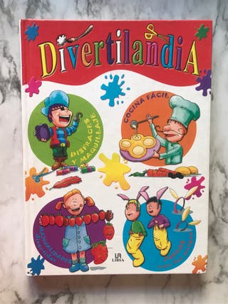 Libro divertilandia
