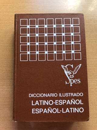 Diccionario ilustrado latín-español