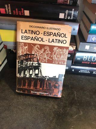 Diccionario Latino - Español