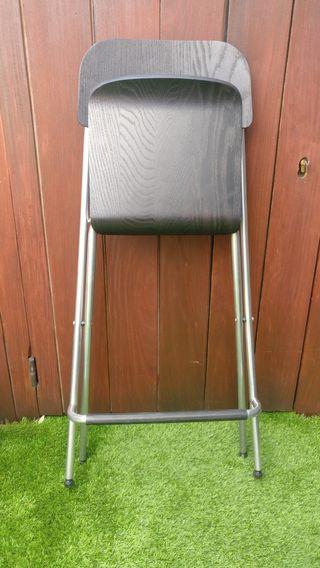 sillas altas plegables Ikea