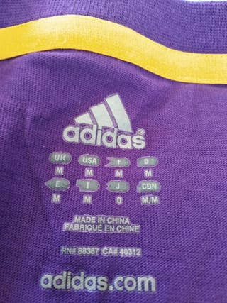 camiseta los ángeles lakers
