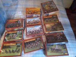 Warhammer lote