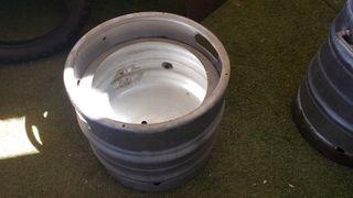 barril macerador cerveza