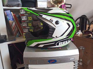 Casco moto Bell M