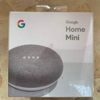 Google Home Mini NUEVO PRECINTADO