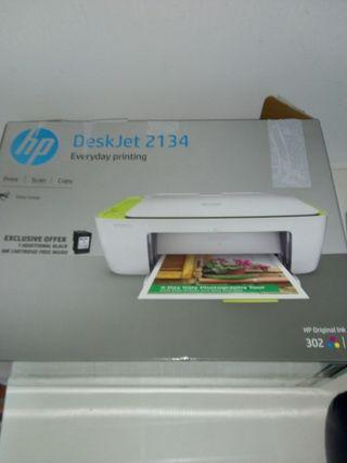 impresora,fotocopiadora y escaner.hp